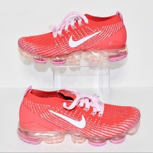 Nike Air VaporMax Flyknit 3 Track Red CU4756-600